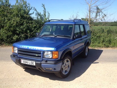 LAND ROVER DISCOVERY SERIES 2 V8 4 LITRE